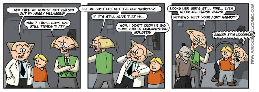 62: The Monster