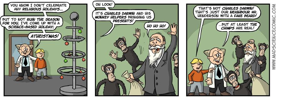 82: Merry Atheistmas