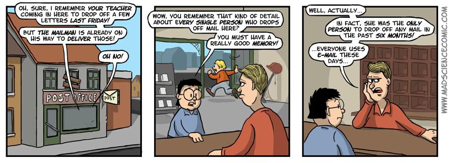 86: Post Office