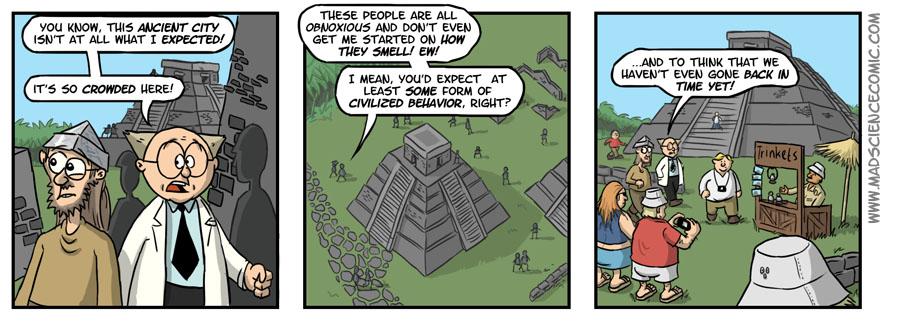 109: Welcome to Tikal