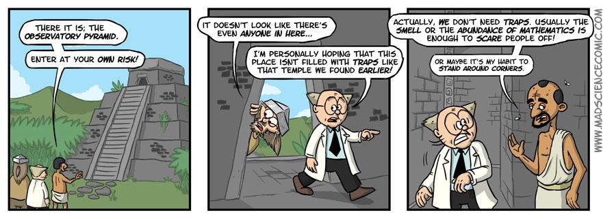 120: Scary Mathematics