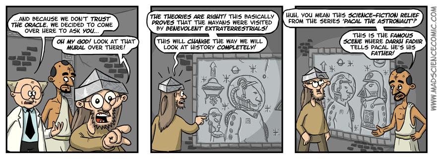 121: Ancient Astronauts
