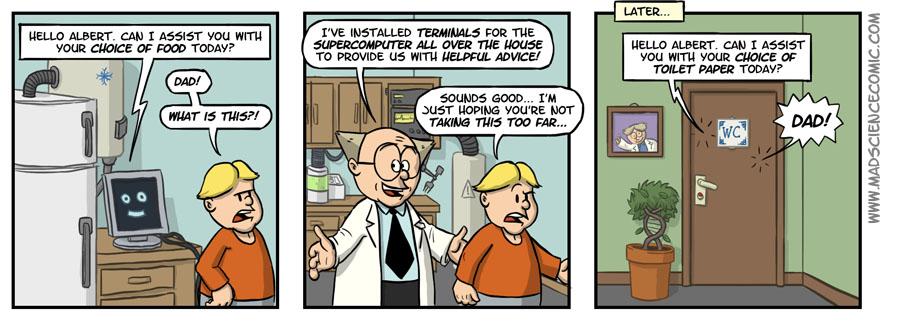 144: Very Helpful Advice