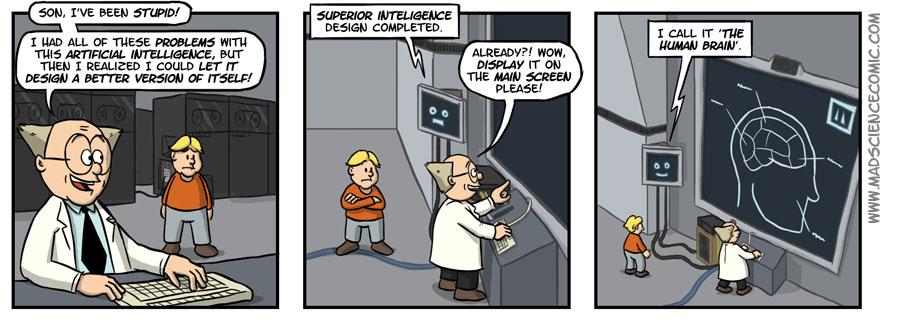 145: The Superior Intelligence