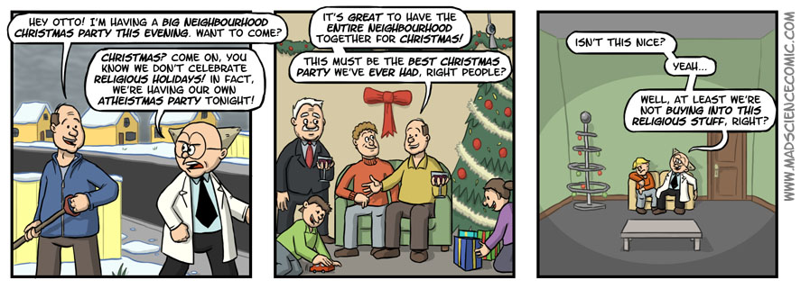 152: The Atheistmas Party