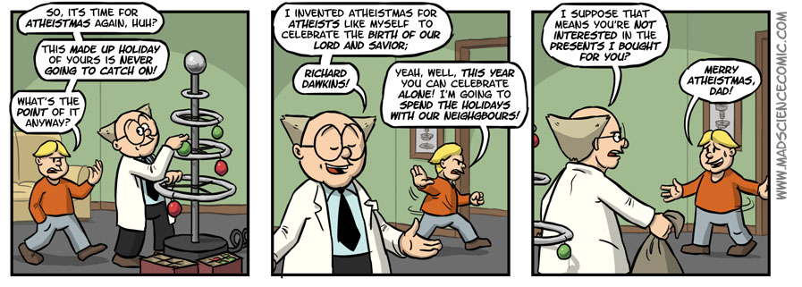 226: An Atheistmas Miracle